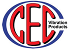 cec vibration products logo