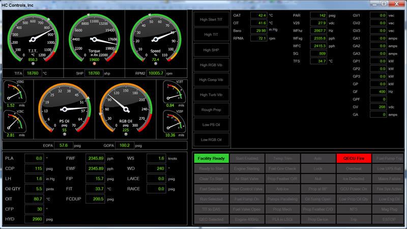 pplication test software driver screen